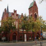 Kirche in der Bölschestr.